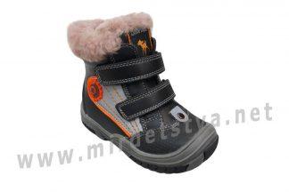 Ботинки для мальчика B&G LD131-90H16