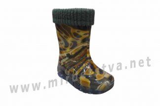 Резиновые сапоги для мальчика Demar Stormer Lux Print N 0032