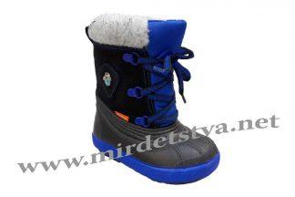Сапоги зимние для мальчика Demar Billy A 1501 синие