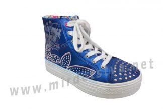 Ботинки для девочки B&G BG2215-540