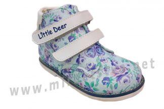 Ботинки для девочки B&G LD216-518
