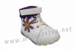 Ботинки для девочки Scarlett A409