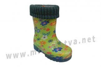 Резиновые сапоги для девочки Demar Twister Lux Print 0038