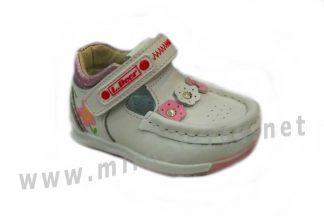 Туфли для девочки B&G LD13A0-811