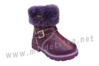 Ботинки для девочки Clibee A-826