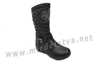Сапоги для девочки Milania ET-507-27