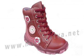 Ботинки для девочки B&G LD112-3501С1