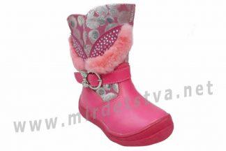 Ботинки для девочки B&G LD112-83C4