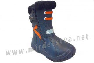 Ботинки для мальчика B&G LD112-62A604N