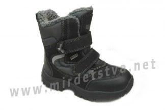 Ботинки для мальчика B&G термо R151-4018