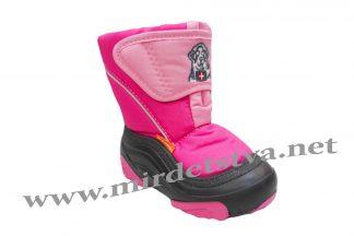 Сапоги-зимние-Demar-Doggi-4021-розовые