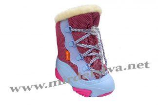 Сапоги для девочки Demar Snow Mar A 4017
