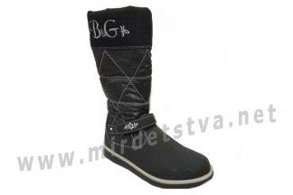 Сапоги для девочки B&G термо RAY155-7945