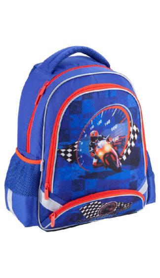 Ранец школьный для ребенка Kite Motocross K18-517S