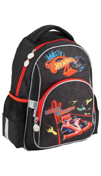 Школьный рюкзак для мальчика Kite Hot Wheels HW18-513S