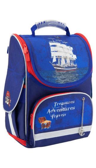 Школьный рюкзак-трансформер Kite Sea adventure K18-500S-2