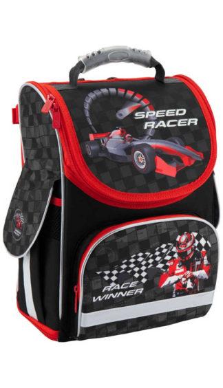 Школьный рюкзак-трансформер Kite Speed racer K18-500S-1