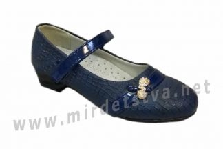 Туфли для девочки Kellaifeng KLF-TZ104 navi