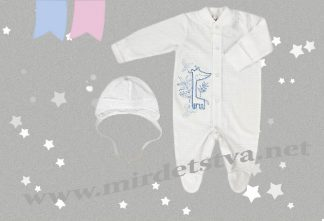 Комплект для новорожденного Бемби КП102