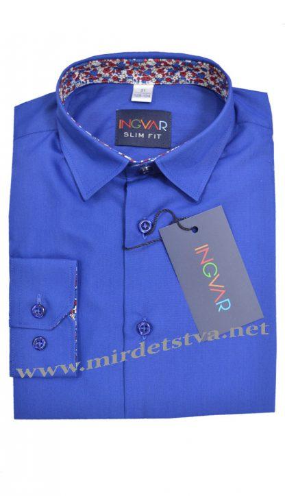 Рубашка для мальчика INGVAR арт.34/6223