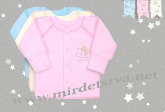 Рубашка для малышей Бемби РБ5 с длинным рукавом