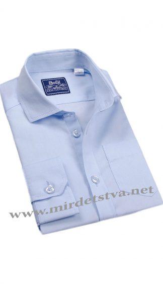 Рубашка голубая BoGi 001.001.0252.49