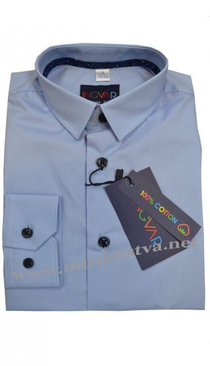 Рубашка школьная на мальчика INGVAR арт.322/258