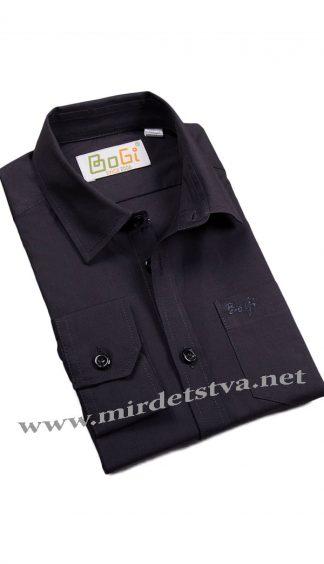 Рубашка темно-серая BoGi 001.001.0151.08