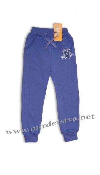 Спортивные штаны для девочки Бемби ШР412 фиолетовые