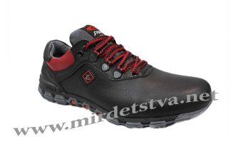 Черные кроссовки Golovin 830-5-45