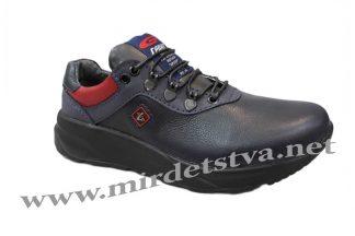 Кроссовки кожаные для мальчика Golovin 830-5(2)-50
