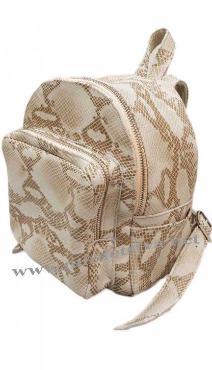 Детский кожаный рюкзак Tops рептилия