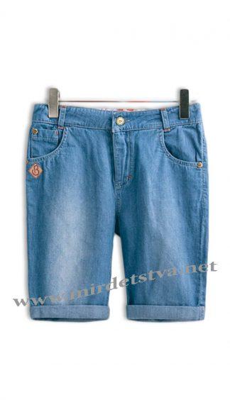 Джинсовые шорты для мальчика Бемби ШР451