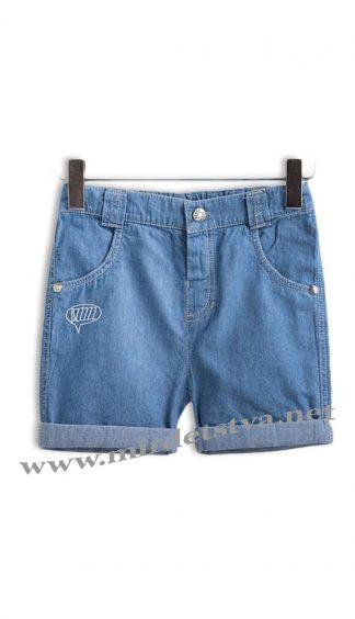 Джинсовые шорты для мальчика Бемби ШР456