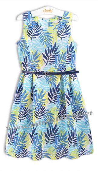 Платье летнее для девочки Бемби ПЛ205