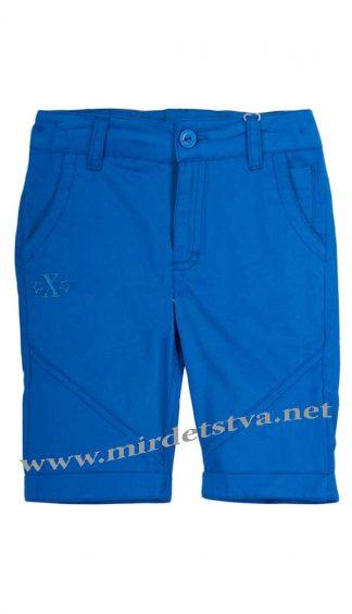 Шорты для мальчика Бемби ШР450 синие