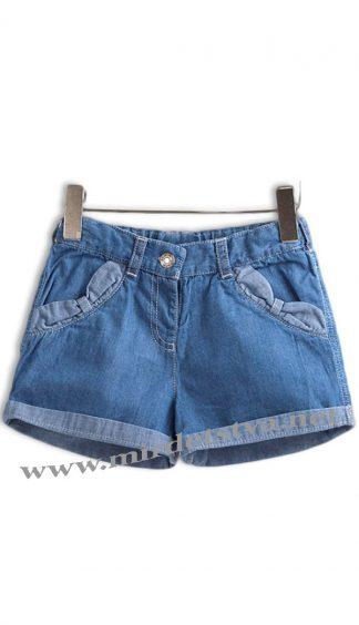 Шорты джинсовые на девочку Бемби ШР462