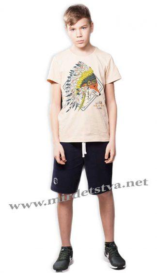 """Футболка на подростка Овен """"Фокс"""" 18Ф2-398-1"""