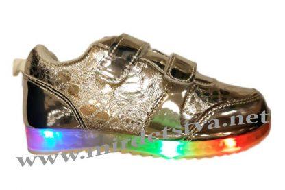 Кроссовки с подсветкой Солнце WJ12-2G