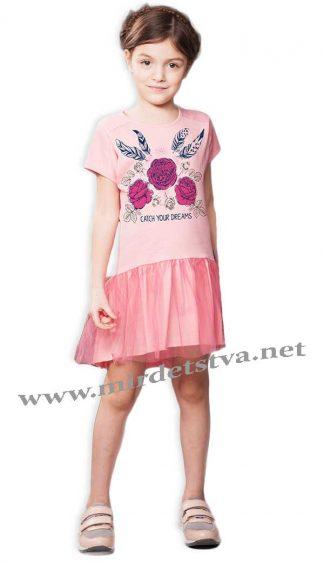 """Платье для девочек Овен """"Аллегро"""" 18С1-363"""