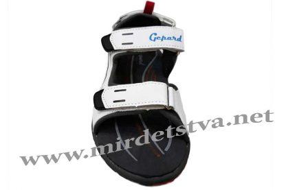 Спортивные босоножки на мальчика B&G (Gepard) J1729-116А