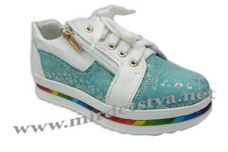 Яркие кроссовки для девочки Tops Д730-71Б
