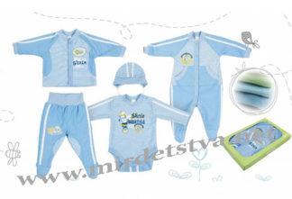 Подарочный комплект для малыша Бемби КП111
