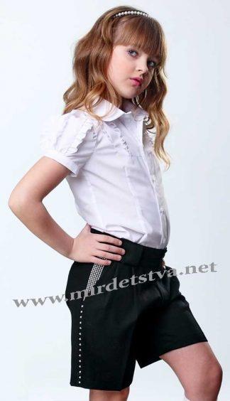 Школьная блуза на девочку Lukas 1247