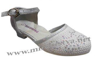 Туфли на каблуке Канарейка В0121-1