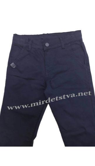 Брюки синие котоновые для школьника Cegisa 4632 (4633)