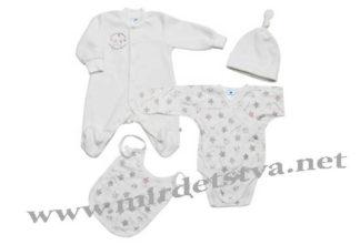 Комплект подарочный для новорожденного Minikin 1711704