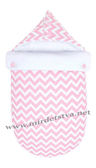 Конверт-одеяло для новорожденногоПинк LC Goforkid 1330-202-993-1Конверт-одеяло для новорожденногоПинк LC Goforkid 1330-202-993-1