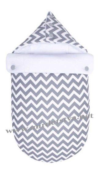 Конверт-одеяло для новорожденного Рассвет LC Goforkid 1330-202-992-1