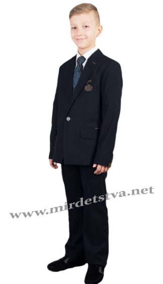 Костюм школьный для мальчика Bozer 24/5-K H-4